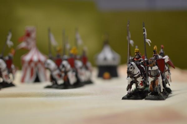 Figurine SAGA - Milites Christi