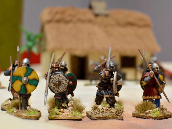 SAGA - Figurine Vikings